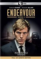 Cover image for Endeavour series 2