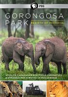 Cover image for Gorongosa Park rebirth of paradise