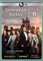 Cover image for Downton Abbey Season 6