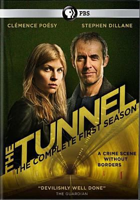 Cover image for The tunnel : The complete first season