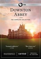 Cover image for Downton Abbey the complete collection