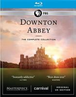 Cover image for Downton Abbey Seasons 1 and 2