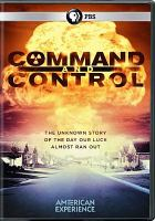Cover image for Command and control