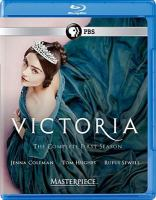Cover image for Victoria The complete first season