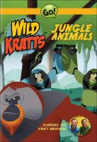 Cover image for Wild Kratts Jungle animals