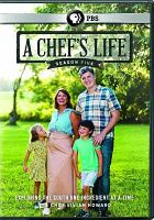 Cover image for A chef's life. Season five