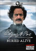 Cover image for Edgar A. Poe buried alive