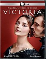 Cover image for Victoria The complete second season