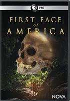 Cover image for Nova first face of America.