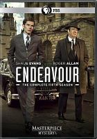 Cover image for Endeavour the complete fifth season