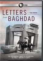 Cover image for Letters from Baghdad