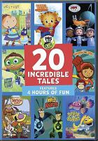 Cover image for 20 incredible tales