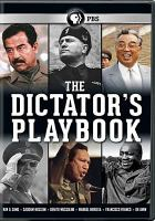 Cover image for The dictator's playbook