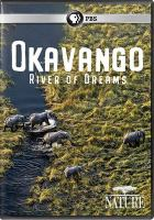 Cover image for Okavango river of dreams
