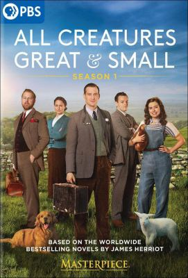 Cover image for All creatures great & small Season 1