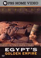 Cover image for Egypt's golden empire