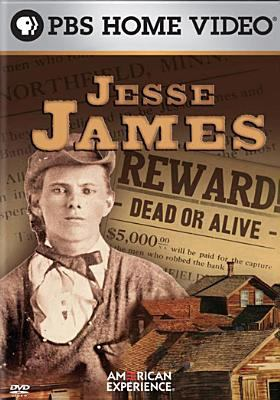 Cover image for Jesse James