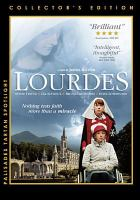 Cover image for Lourdes