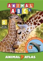 Cover image for Animal atlas Animal ABC's.
