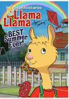 Cover image for Llama llama. Best summer ever!