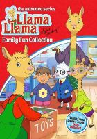 Cover image for Llama llama. Family fun collection