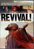 Cover image for Revival! the gospel of soul