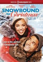 Cover image for Snowbound for Christmas