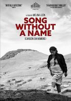 Cover image for Song without a name