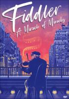 Cover image for Fiddler a miracle of miracles