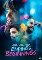 Cover image for Endings, beginnings