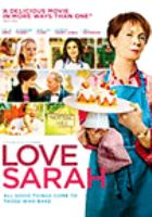 Cover image for Love Sarah