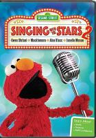 Cover image for Sesame Street Singing with the stars 2.