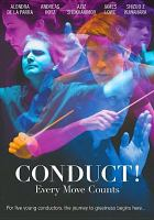 Cover image for Conduct! every move counts