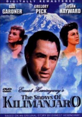 Cover image for Ernest Hemingway's The snows of Kilimanjaro