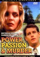Imagen de portada para Power, passion & murder