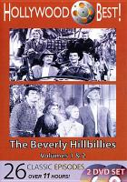 Cover image for Hollywood best! The Beverly hillbillies, volumes 1 & 2.