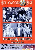 Cover image for Hollywood best! The Beverly hillbillies, volumes 3 & 4.