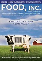 Cover image for Food, Inc.