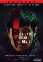 Cover image for I saw the devil Angma rul poatta