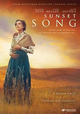 Cover image for Sunset song