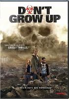 Cover image for Don't grow up