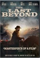 Cover image for The last beyond