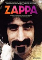 Cover image for Zappa
