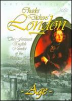 Cover image for Charles Dickens' London. Age the foremost English novelist of the Victorian era and the city that shaped him.