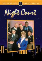 Cover image for Night court The complete fourth season