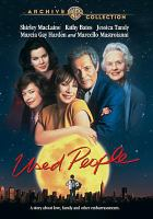 Cover image for Used people