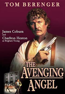 Cover image for The avenging angel