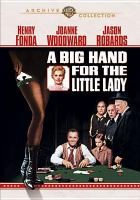 Cover image for A big hand for the little lady