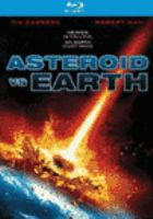Cover image for Asteroid vs Earth