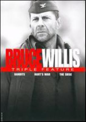 Cover image for Bruce Willis triple feature